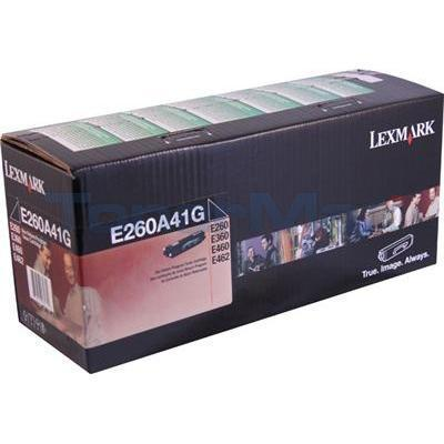 LEXMARK E260 E360 TONER CARTRIDGE RP